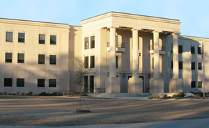 Brunswick County Courthouse